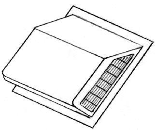 Lomanco® 750 roof vent